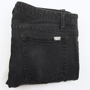 VANS Black Jeans 32x30 Dark Wash Denim Pants